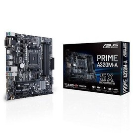 Asus Prime A320M-A Desktop Motherboard Reviews