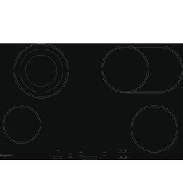 Hotpoint HR 724 B H Electric Ceramic Hob - Black Reviews