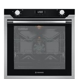 Hoover HOAZ 7150 Electric Oven Stainless Steel Reviews