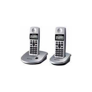 Photo of PANASONIC KXTG1092S 2PK TAM Landline Phone