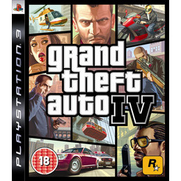 Grand Theft Auto IV (PS3) Reviews