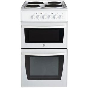 Photo of Indesit K3E1WG Cooker
