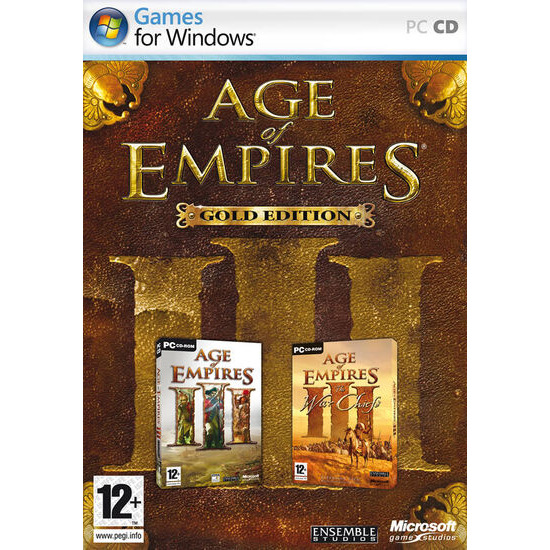Age of Empires 3 Gold Edition (PC)
