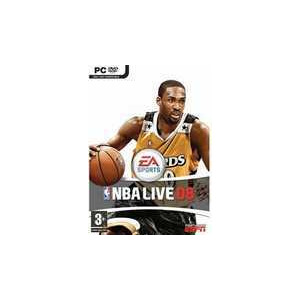 Photo of NBA Live 08 (PC) Video Game