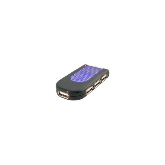 Belkin USB 2.0 Lighted Travel Hub