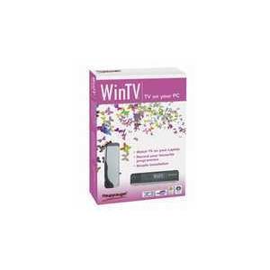 Photo of HAUPPAUGE W-TV NOVA T GIRLS Software