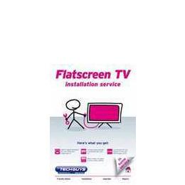 Tech Guys Flatscreen Installation Service (Web Only Offer) Reviews