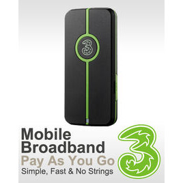 3G Pay as you Go Dongle MF622 Reviews