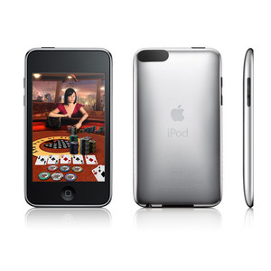 Photo of Apple iPod Touch 32GB 2ND Generation MP3 Player
