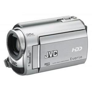 Photo of JVC Everio GZ-MG334 Camcorder