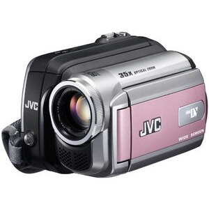 Photo of JVC GR-D826EK Camcorder