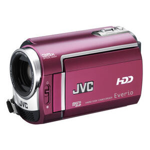 Photo of JVC Everio GZ-MG330 Camcorder