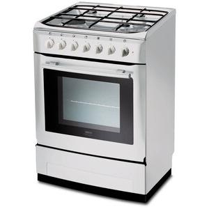 Photo of Zanussi ZCM640W Cooker