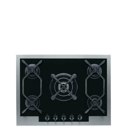Zanussi ZGG782CX Gas on Glass Hob Reviews