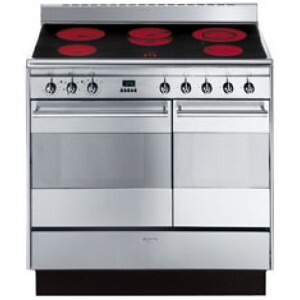 Photo of Smeg SUK92CMX5 Cooker