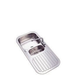 Regi Pro 1 1/2 Bowl Inset Sink with Drainer Reviews