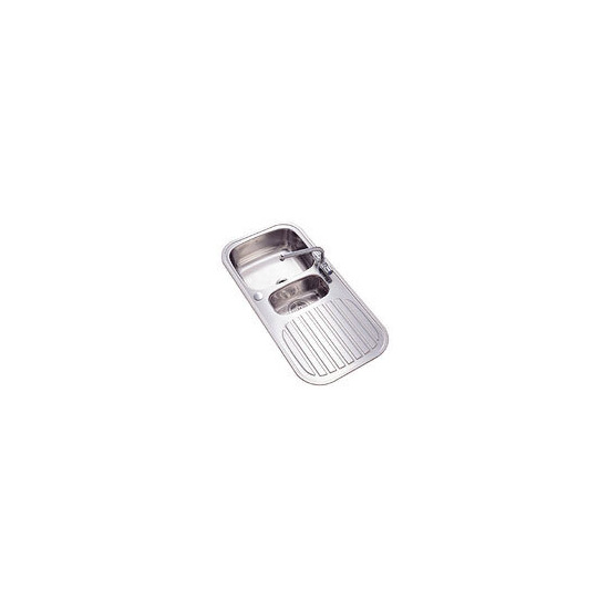 Regi Pro 1 1/2 Bowl Inset Sink with Drainer