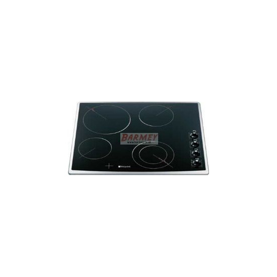 Hotpoint E6011X Experience 60cm Halogen Hob (Stainless Steel)
