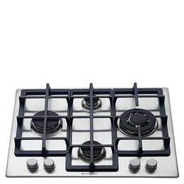 Hotpoint GE641TX Experience 60cm Gas Hob (Stainless Steel) Reviews