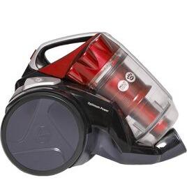 Hoover Optimum KS51_OP2 Cylinder Bagless Vacuum Cleaner - Red & Black Reviews