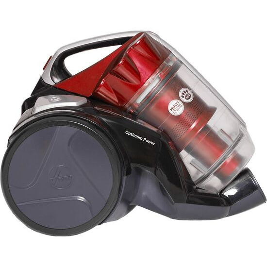 Hoover Optimum KS51_OP2 Cylinder Bagless Vacuum Cleaner - Red & Black