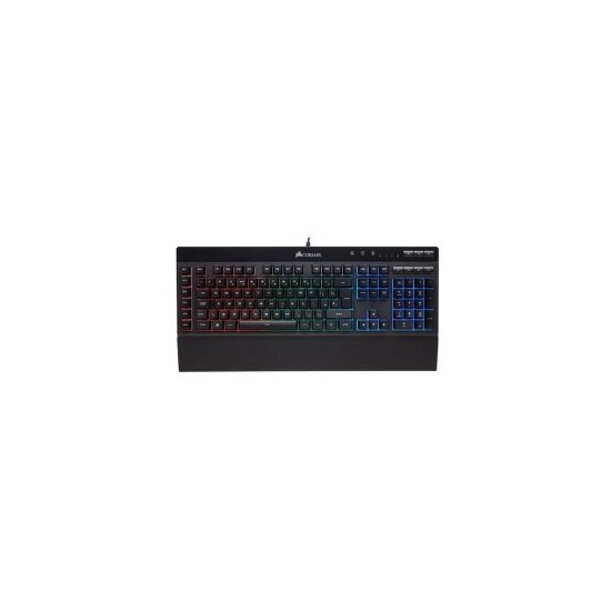 Corsair K55 RGB Backlit Gaming Keyboard