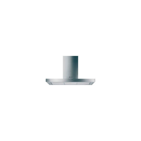 Hotpoint HS93X 90cm Chimney Hood (Stainless Steel)