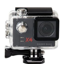 KAISER BAAS X4 Action Camcorder - Black Reviews