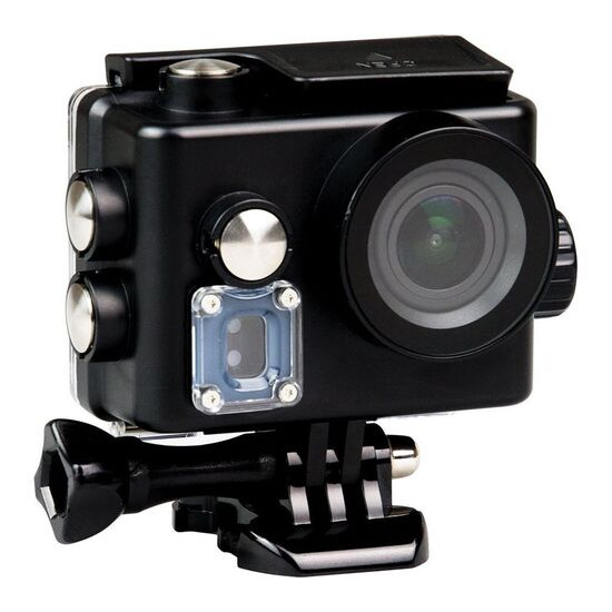 KAISER BAAS X2 Action Camcorder - Black