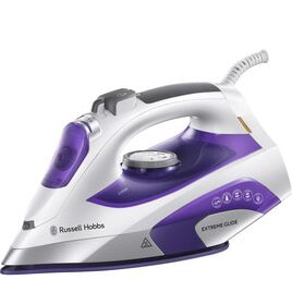 Russell Hobbs Extreme Glide 21530 Steam Iron - Purple & White Reviews