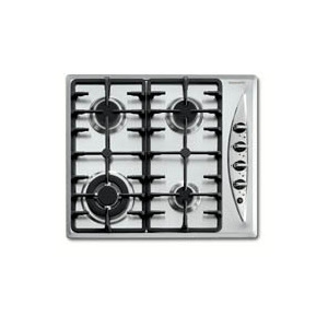 Photo of Gas Hob 4 Burner 60 cm With Heavy Duty Cast Iron Pan Stand Hob