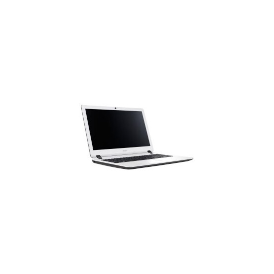 ACER Aspire ES AMD E1 4GB 500GB 15.6 Inch Windows 10 Laptop White