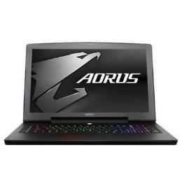 Aorus X7 v7-CF1 Core i7-7820HK 16GB 1TB + 256GB SSD 17.3 GeForce GTX 1070 8GB Windows 10 Gaming Laptop