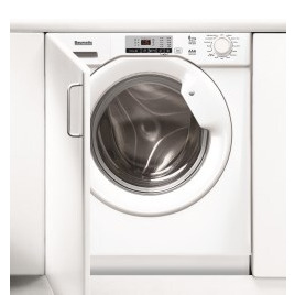 Baumatic BWDI1485D-80 8kg Wash 5kg Dry 1400rpm Integrated Washer Dryer Reviews