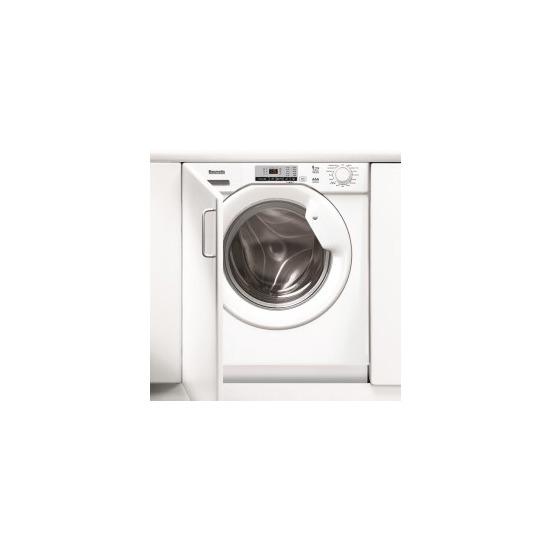 Baumatic BWDI1485D-80 8kg Wash 5kg Dry 1400rpm Integrated Washer Dryer