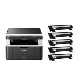 BROTHER DCP1612WXL Monochrome All-in-One Wireless Laser Printer Reviews