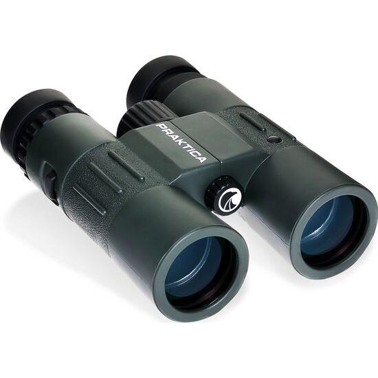 PRAKTICA BADY1042G 10 x 42 mm Binoculars - Green
