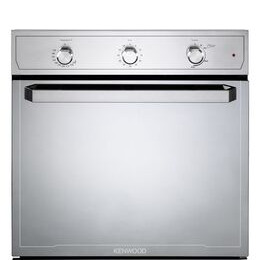 Kenwood KS101GSS Gas Oven Stainless Steel Reviews