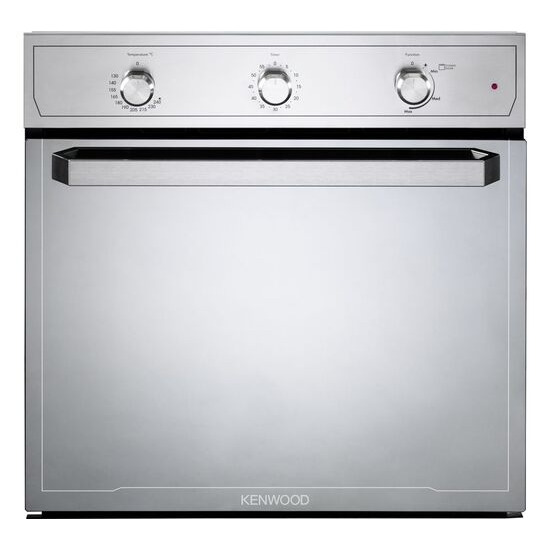 Kenwood KS101GSS Gas Oven Stainless Steel