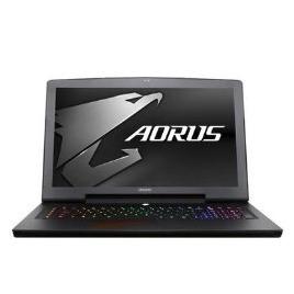 Aorus X7 DT v7-CF1 Core i7-7820HK 16GB 1TB + 512GB SSD 17.3 Inch GeForce GTX 1080 8GB Windows 10 Gaming Laptop