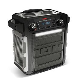 ION Audio Block Rocker Sport 100W Portable Battery Powered Speaker