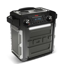 ION Block Rocker Sport Portable Bluetooth Wireless Speaker & Grey Reviews
