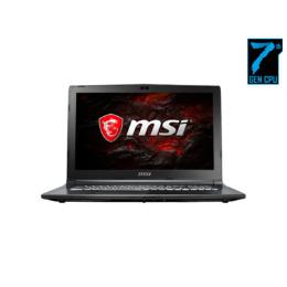 MSI GL62M 7RDX Core i7-7700HQ 8GB 1TB + 128GB SSD 15.6 Inch GeForce GTX 1050 4GB Windows 10 Gaming Laptop Reviews