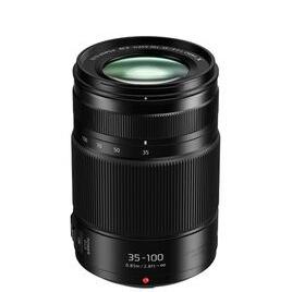 Panasonic Lumix G X VARIO 35-100 mm f/2.8 II Telephoto Zoom Lens Reviews