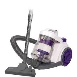 Russell Hobbs RHCV3001 Cylinder Bagless Vacuum Cleaner - White & Purple Reviews