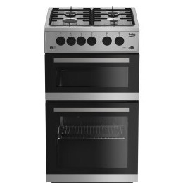 Beko KDG582S 50 cm Twin Cavity Gas Cooker Reviews