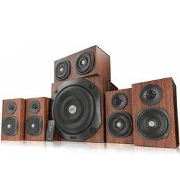 Trust 21787 Vigor 5.1 PC Speakers Brown Reviews