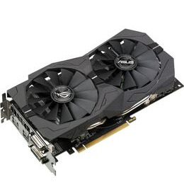Radeon RX 570 4 GB ROG Strix Graphics Card Reviews