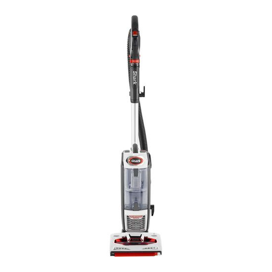 Shark Powered Lift Away with DuoClean NV800UK Upright Bagless Vacuum Cleaner - White