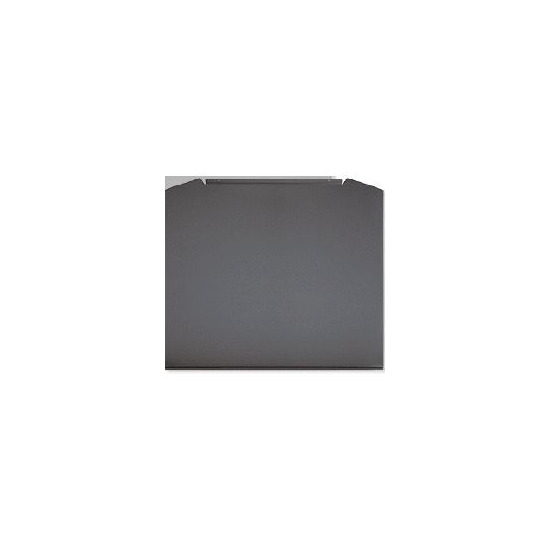 LuxAir SPLASH90-CVD-BLK-GL Built In Black splashback